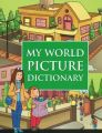 MY WORLD PICTURE DICTIONARY: Book by PEGASUS