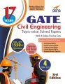 17 years GATE Civil Engineering Topic-wise Solved Papers (2000 - 16) with 4 Online Practice Sets: Book by Disha Experts