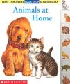 Animals at Home: Book by Gallimard Jeunesse