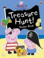 Peppa Pig: Treasure Hunt! Sticker Book (English): Book by Ladybird