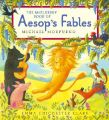 The McElderry Book of Aesop's Fables: Book by Michael Morpurgo, M.B.E, M.B.E.