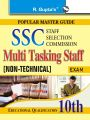 SSC: Multi Tasking Staff (Non-Technical) Exam Guide: Book by RPH Editorial Board