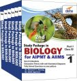 Study Package for Biology for AIPMT, AIIMS & Other Medical Entrance Exams 2nd Edition: Book by Dr. Ramesh C Narang; Dr. Sahil Agarwal