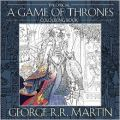 The Official A Game of Thrones Colouring Book (English) (Paperback): Book by George R. R. Martin