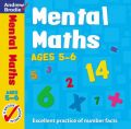 Mental Maths for Ages 5-6: Book by Andrew Brodie
