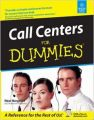 CALL CENTERS FOR DUMMIES (English) 3rd Edition (Paperback): Book by Real Bergevin