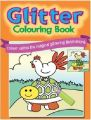 Glitter Colouring Book (orange): Book by Sterling Publishers