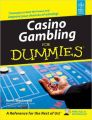 Casino Gambling For Dummies (English) 1st Edition (Paperback): Book by Kevin Blackwood