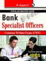 Bank: Specialist Officers (Rajbhasha Adhikari/Law Officer/HR/Personnel Officer/Marketing Officer) Common Written Exam (CWE)) Guide: Book by RPH Editorial Board