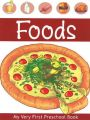 FOODS PRESCHOOL BOOK: Book by PEGASUS