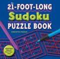 21-foot-long Sudoku Puzzle Book: Fold-out Fun for More Than One!: Book by Conceptis Puzzles
