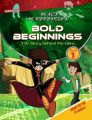 Kid Krrish - Bold Beginnings : The Story behind the Hero (Story 1) (English) (Paperback): Book by Harper