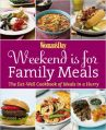 Woman's Day Weekend Is for Family Meals (English) (Paperback): Book by Editors of Woman's Day