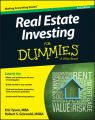 Real Estate Investing For Dummies: Book by Eric Tyson