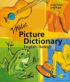 Milet Picture Dictionary (Turkish-English): Turkish-English: Book by Sedat Turhan