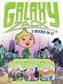 GALAXY ZACK BINDUP01-03: Book by Ray O'Ryan