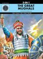 The Great Mughals (5 in 1) (English) (Hardcover): Book by Anant Pai