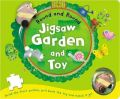 Round and Round Jigsaw Sea & Toy English(HB)