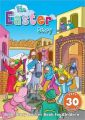 The Easter Story Sticker Book: Bible Story Sticker Book for Children: Book by Harvest House Publishers