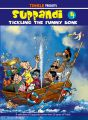 Tickling the Funny Bone : A Selection of Suppandi Stories from 30 Years of Tinkle (English) (Paperback): Book by Rajani Thindiath