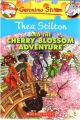 Thea Stilton and the Cherry Blossom Adventure (English) (Paperback): Book by Stilton Thea Stilton