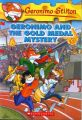 Geronimo and the Gold Medal Mystery (English) (Paperback): Book by GERONIMO STILTON