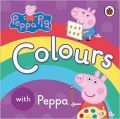 Peppa Pig: Colours (Board book)