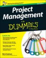 Project Management For Dummies: Book by Nick Graham