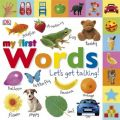 My First Words Let's Get Talking (English) (Board book): Book by Dorling Kindersley