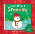 Christmas Stencils HB English: Book by Maria Maddocks