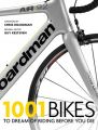 1001 Bikes: To Dream of Riding Before You Die (Paperback): Book by Guy Kesteven