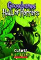 Goosebumps: Horrorland (Quality) - Goose Bumps Hall of Horrors: Claws: Book by R L Stine