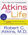 Atkins for Life: The Complete Controlled Carb Program for Permanent Weight Loss and Good Health: Book by Robert C Atkins
