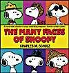 The Many Faces of Snoopy: Book by Charles M Schulz