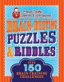 Brain-Busting Puzzles & Riddles