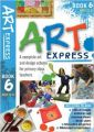 Art Express Book 6: Site Licence (English) (Paperback): Book by Julia Stanton