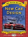 New Car Design: Book by Peter Economy