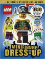 LEGO Minifigure Dress-Up! Ultimate Sticker Collection (Dk Ultimate Sticker Collection): Book by DK