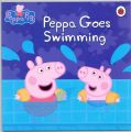 Peppa Pig: Peppa Goes Swimming (English): Book by Ladybird