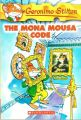 The Mona Mousa Code: Book by Geronimo Stilton