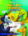 Dots to Dots & Colouring - Kalia the Crow: Book by Preeti Shankar