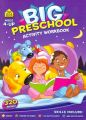 Big Preschool Activity Workbook (English): Book by Om Kidz