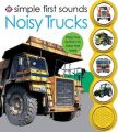 Noisy Trucks: Book by Roger Priddy