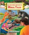 The even more very best of Moral Tales (English) (Paperback): Book by Anirban Sarkar is a young, dyanmic, thoughtful, educated person. Dealt wih many projects globally.