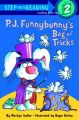 P.J. Funnybunny's Bag of Tri: Book by Marilyn Sadler