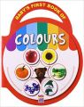 Baby's First Book Of Colours, 1/e PB (English) 01 Edition (Paperback): Book by Bfb-01