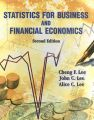 Statistics for Business and Financial Economics: Book by Cheng F. Lee