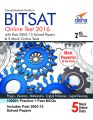 Comprehensive Guide to BITSAT Online Test with Past 2005-2015 Solved Papers & 5 Mock Online Tests 7th edition: Book by Disha Experts