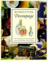 The Beatrix Potter Decoupage Book: Book by Beatrix Potter