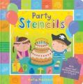 Party Stencils HB English: Book by Maria Maddocks